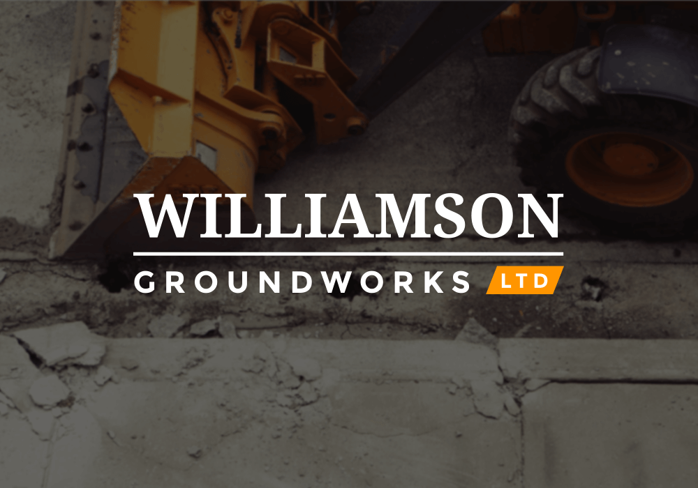 Williamson Groundworks Logo